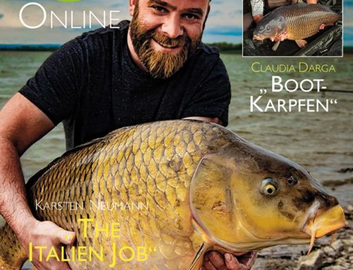 Carp and Fun Nr 28 online!